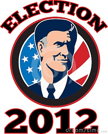 American Presidential Candidate Mitt Romney Editorial Image