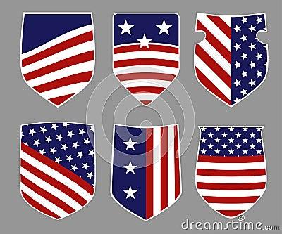 American shields