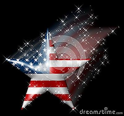 American Star Comet