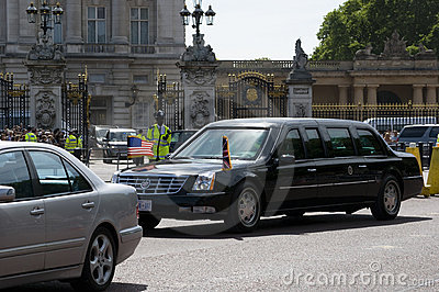 American State Visit Editorial Photography