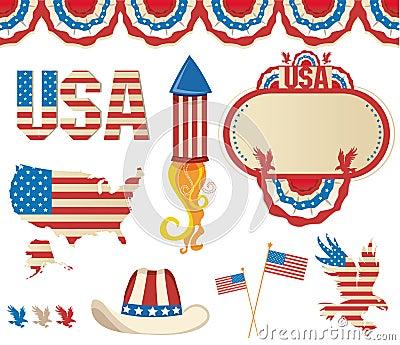 American symbolics