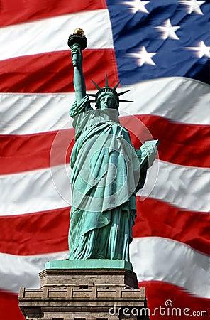 Free American Symbols Of Freedom Royalty Free Stock Photos - 36488