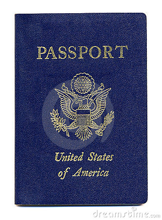 American or United States Passport