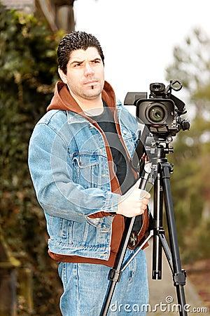 American video reporter