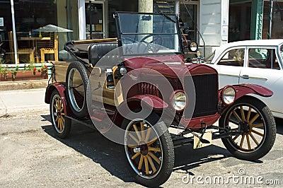 American vintage car 4
