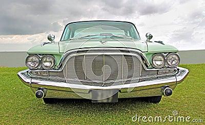 American vintage desoto