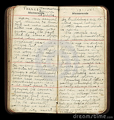 WWI soldier's diary reveals trench truce for day of name calling over no man's land