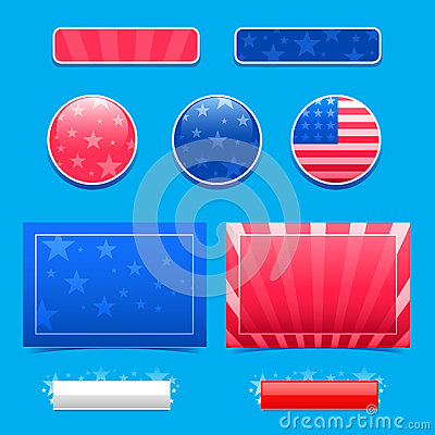 Americana design elements
