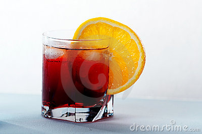 Americano & Negroni cocktail