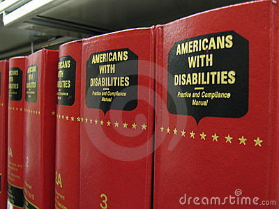 Americans with Disabilities Law