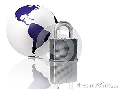 Americas säkrar världen