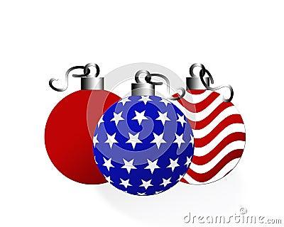Amerikanisches weihnachten stockfotos bild 298053 for Amerikanischer weihnachtsbaum