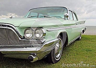 Amerykański samochodowy desoto