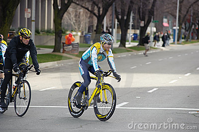 AMGEN Tour 2009 Editorial Stock Photo