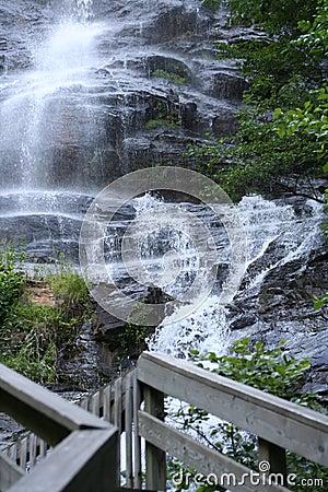 Amicolola Falls Georgia
