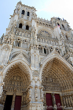 Amiens Cathedral France 4