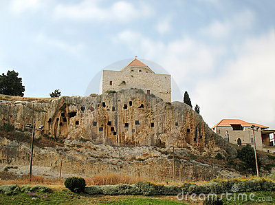 Amioun εκκλησία John Λίβανος Άγι&omicron