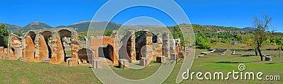 Amiternum amphitheatre