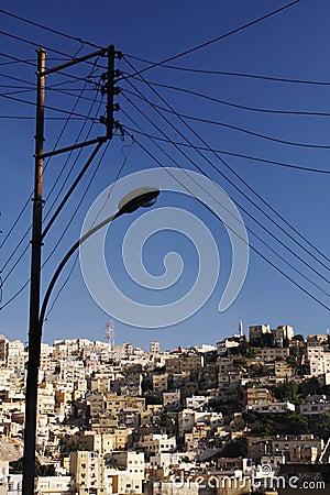 Amman town