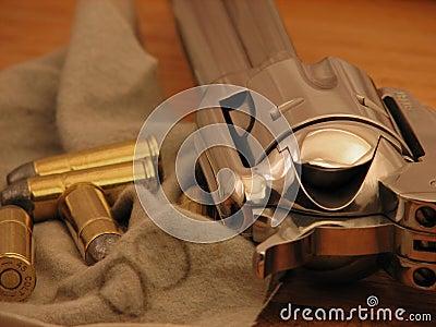 Ammunition and Cowboy Gun