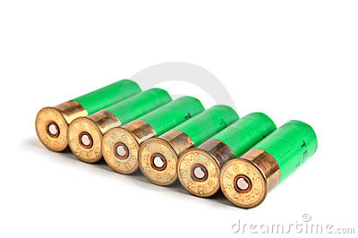 Ammunition for hunting rifles