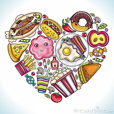 Amo mangiare