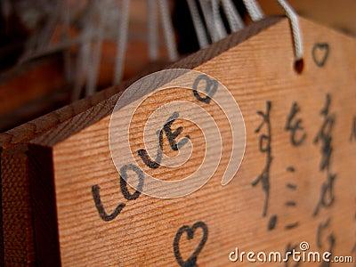 Amor? em toda parte