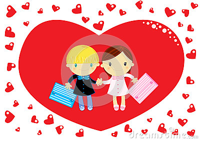 Amor na escola