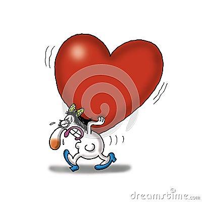 Amor pesado