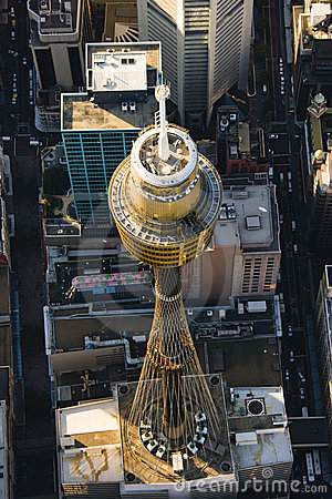 Free AMP Tower, Sydney, Australia. Stock Photo - 4484600
