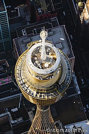 AMP Tower, Sydney, Australia.