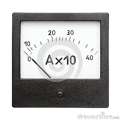 Ampermeter