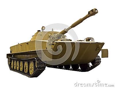Amphibious Tank