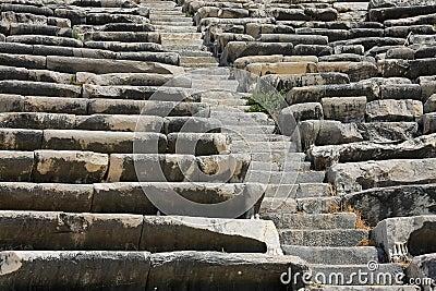 Amphiteater in Milet