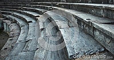 Amphitheatar in Stobi