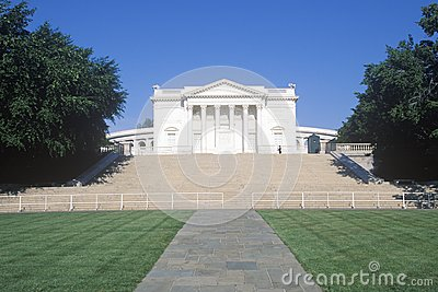 Amphitheater at Arlington Cemetery