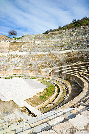 Amphitheater Ephesus