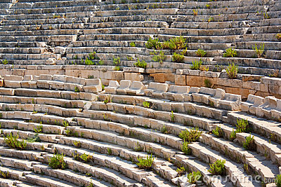 Amphitheatre 1 di Patara