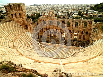 Amphitheatre in Athens