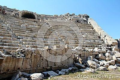 Amphitheatre de gladiateur