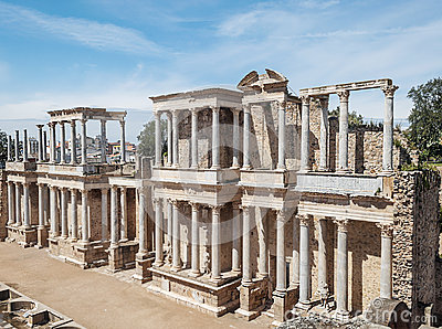 Amphitheatre of Emerita Augusta