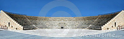 Amphitheatre grec