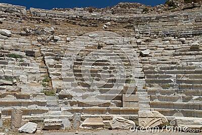 Amphitheatre of Knidos