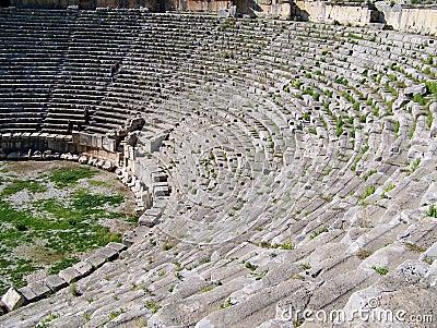 Amphitheatre Myra, Turkey