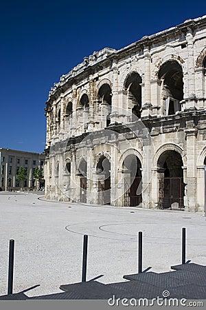 Amphitheatre a Nimes