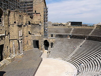 Amphitheatre in Provence