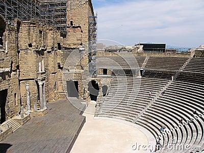Amphitheatre in Provenza