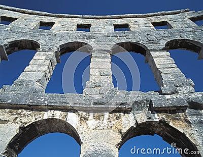 Amphitheatre, Pula