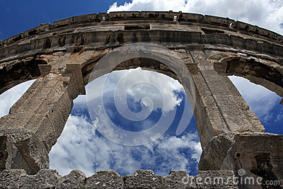 Amphitheatre Pulla
