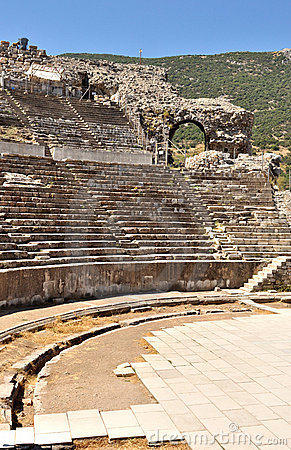 Amphitheatre, Turkey